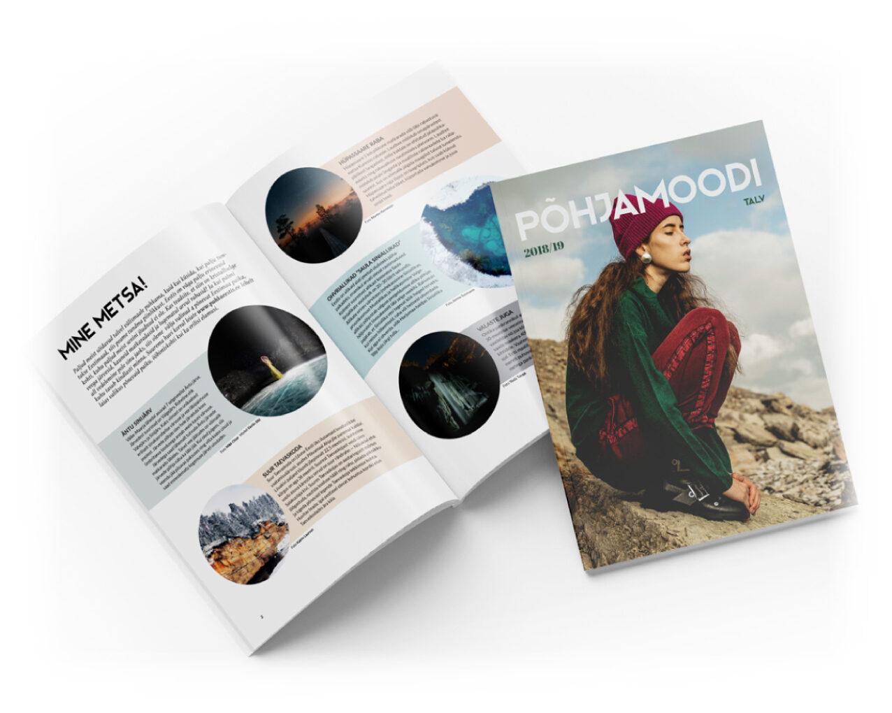 Koostööprojekt ajakiri Põhjamoodi